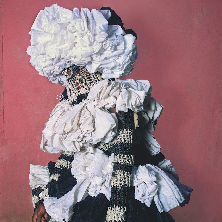 Phyllis Galembo Maske Affianwan 1