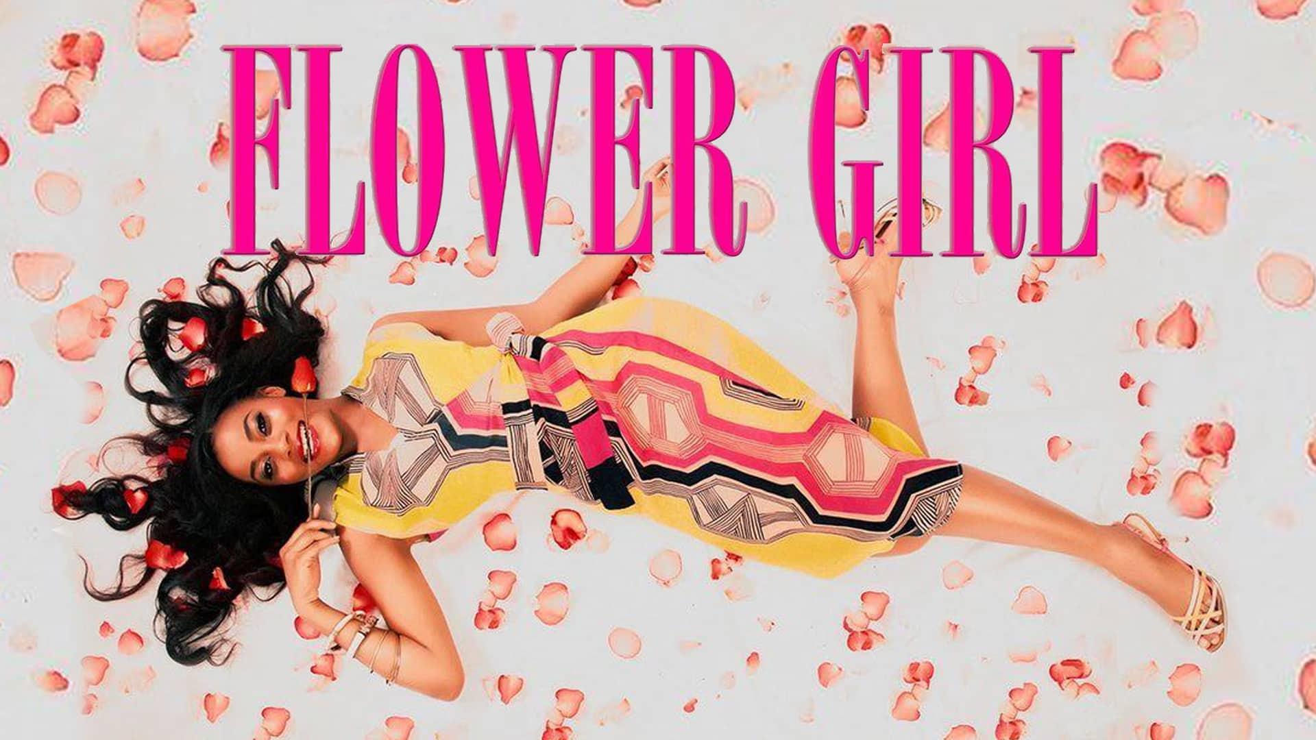 FLOWER GIRL Poster 1920x1080 16x9