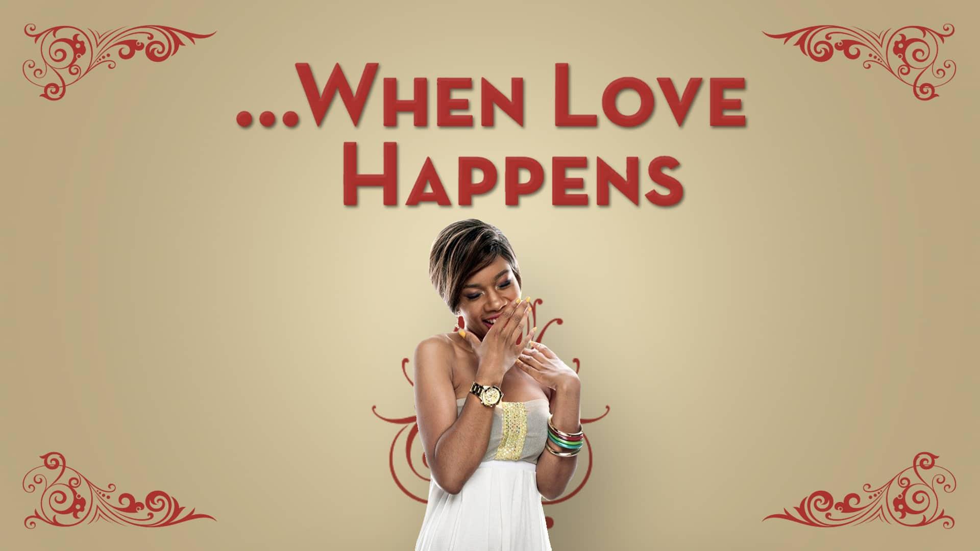When Love Happens Poster 1920x1080 16x9