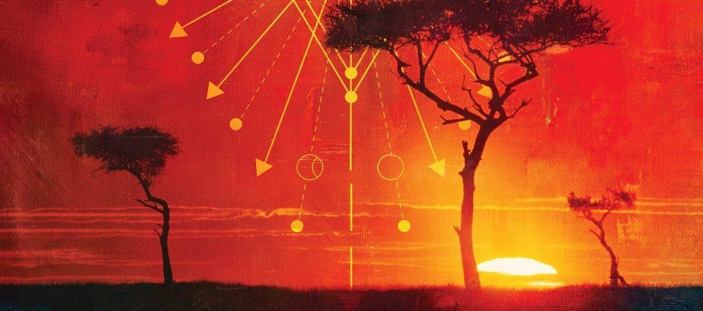 C.T. Rwizi Creates Diverse African Fantasyscape in Scarlet Odyssey