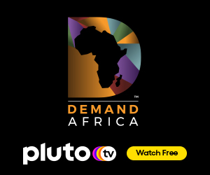 PlutoTV DemandAfrica Display Banners 300x250