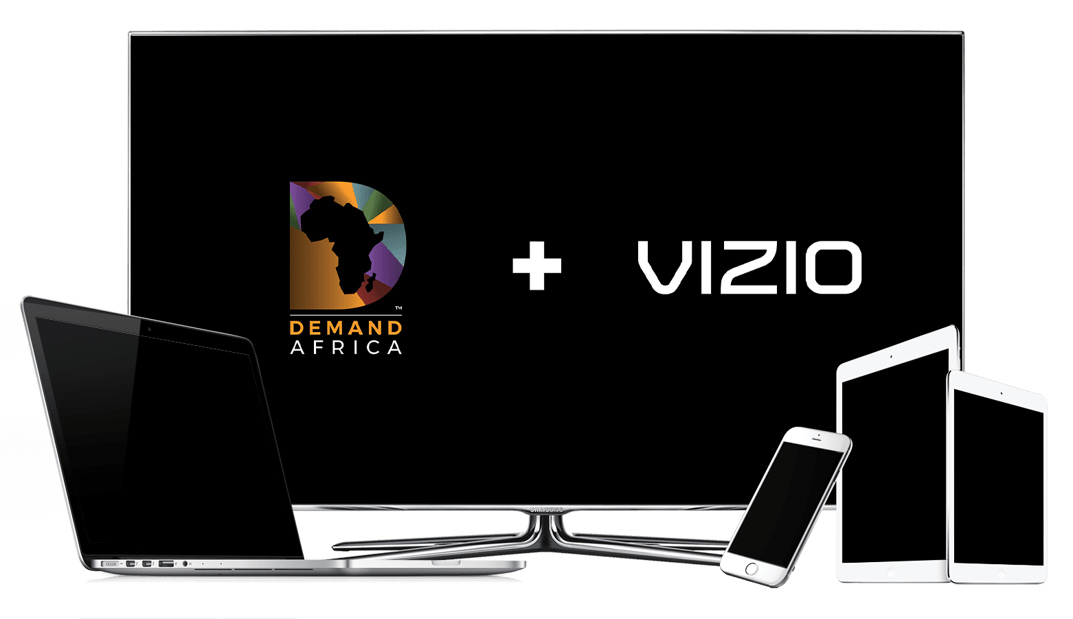 Demand Africa Vizio Devices