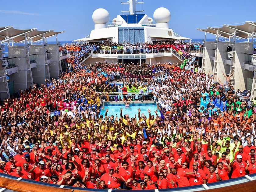 Festival at Seas Cruise